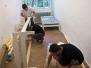 Közreműködés gyermektábor felújításában 2016.07.09