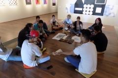 Povolny diákjai múzeumpedagógiai foglalkozáson_2017.06.14_06