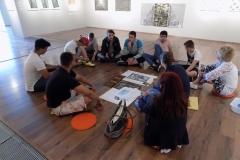 Povolny diákjai múzeumpedagógiai foglalkozáson_2017.06.14_10